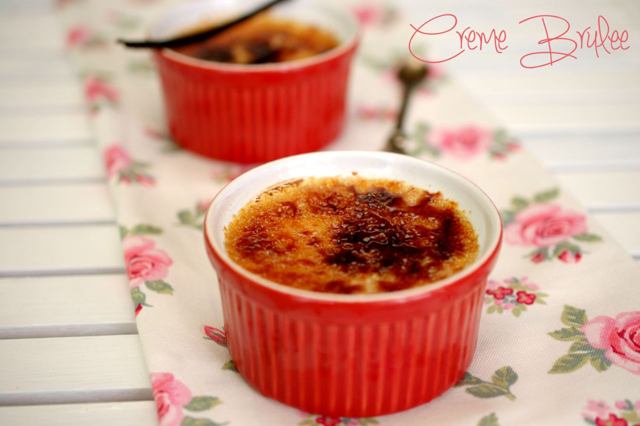 Creme brulee - Retete culinare by Teo's Kitchen