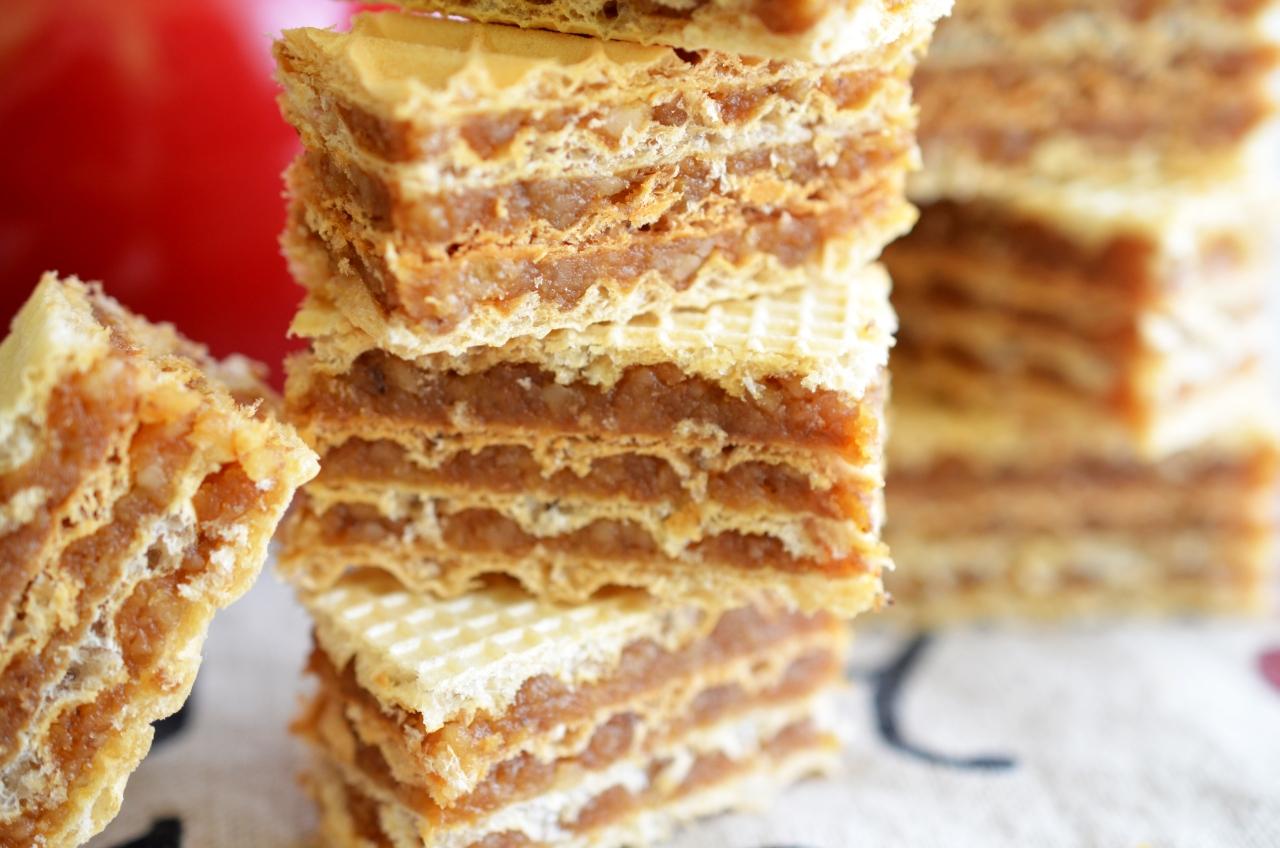 Вкусные вафельные торты рецепт пошагово