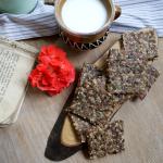 Food Design - Knackebrot/ Biscuiti-aperitiv suedezi