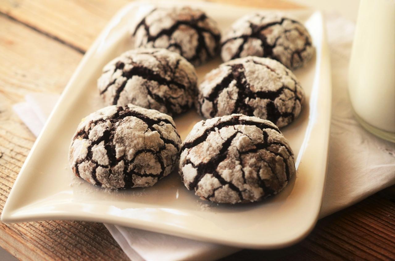 biscuiti crinkle