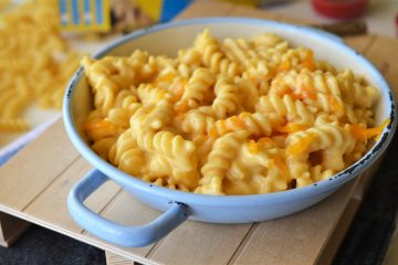 reteta de mac and cheese
