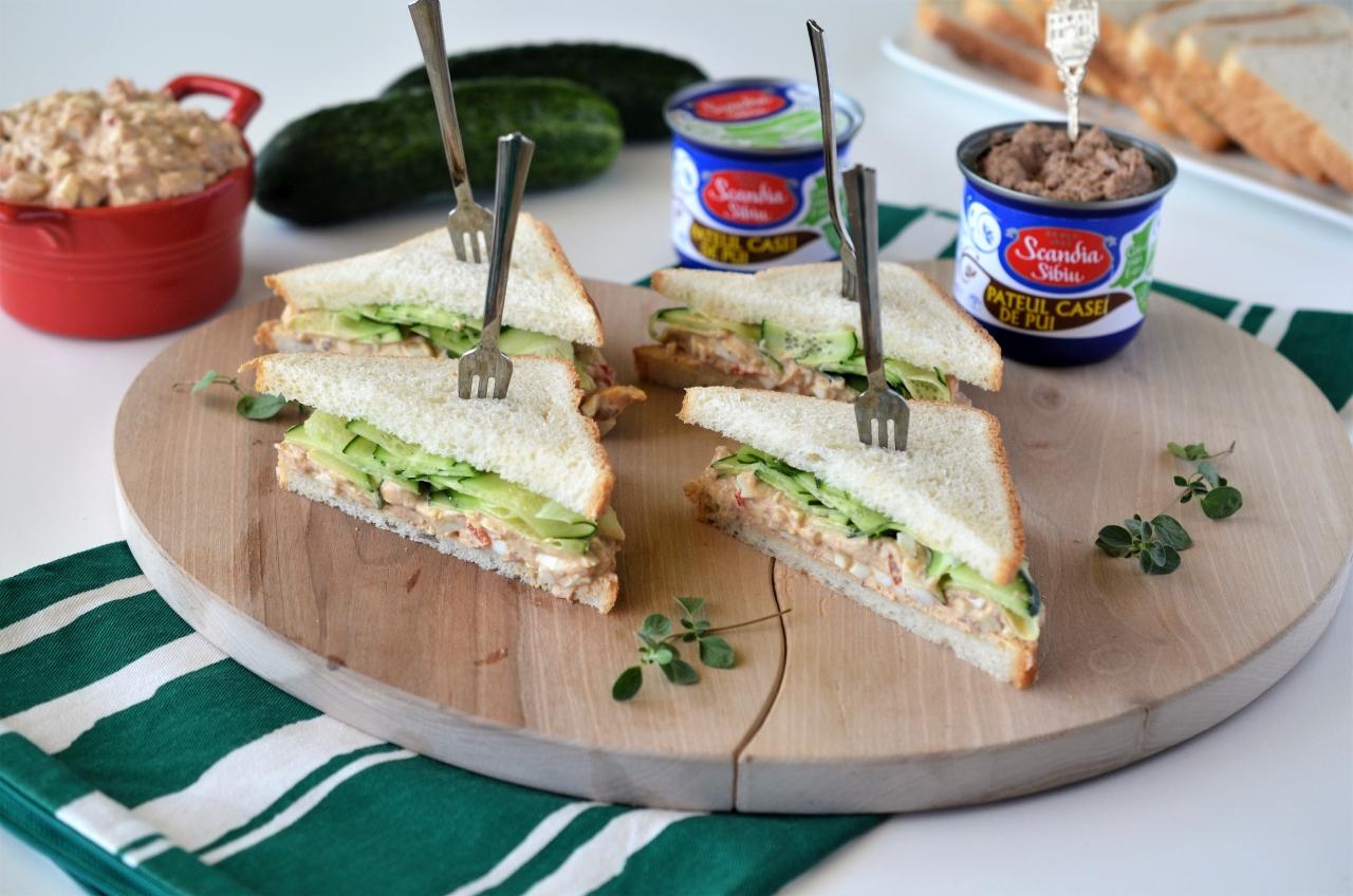 sandwich aperitiv