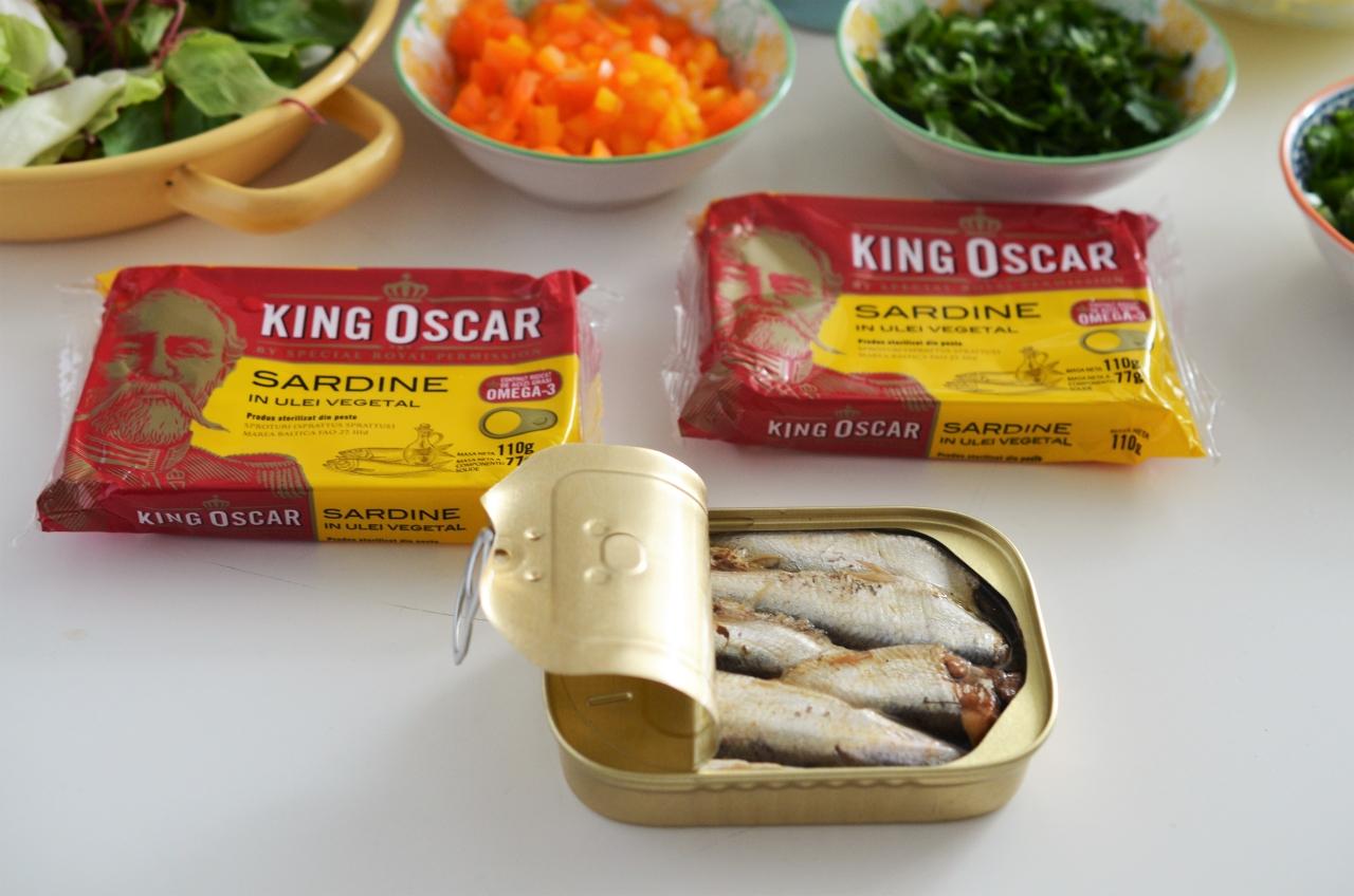 chiftele de cartofi cu sardine