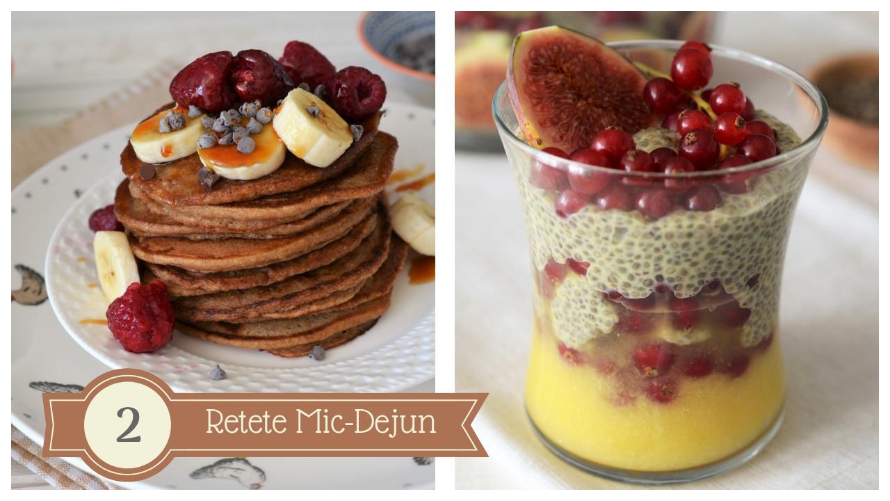 retete sanatoase pentru micul dejun