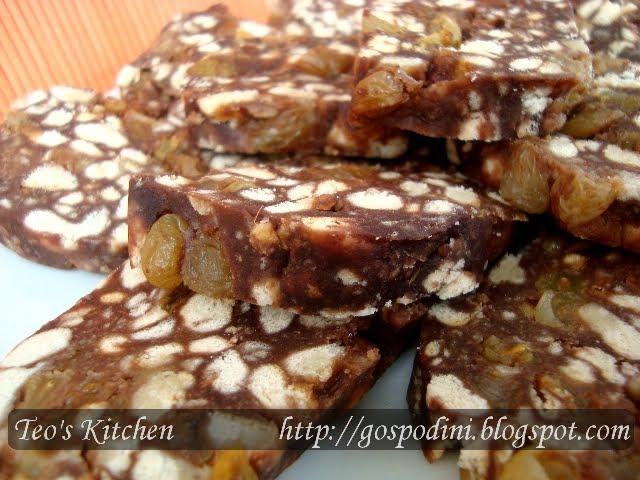 salam de biscuiti retete culinare by teo 39 s kitchen