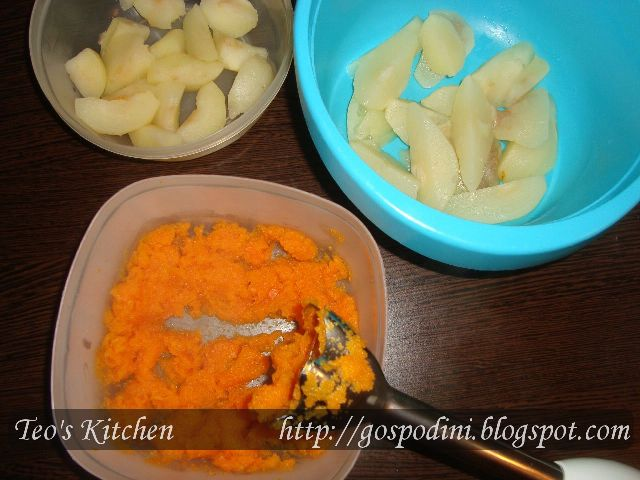 suc de morcovi reteta