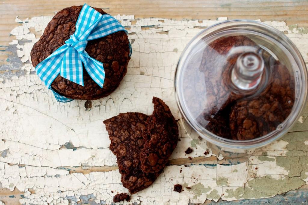 Biscuiti cu ciocolata