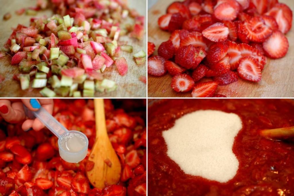 Preparare dulceata