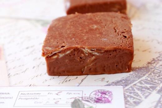 Fudge de ciocolata si Baileys