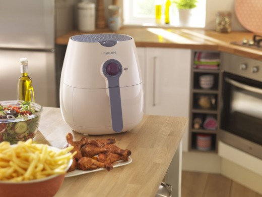 Philips AirFryer HD9220 alb