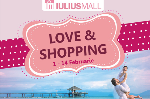 Valetines's Day la Iulius Mall