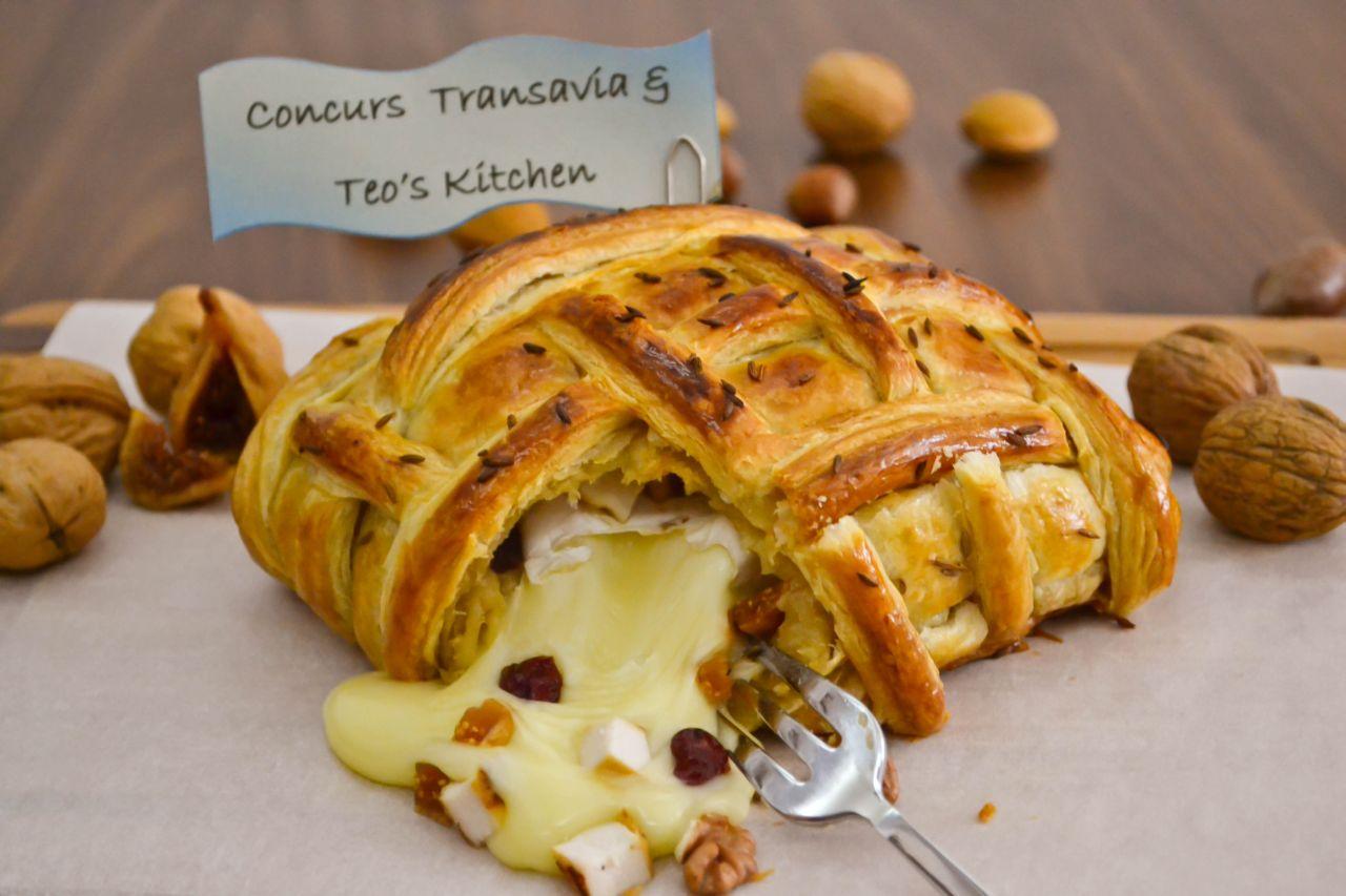 Piept de pui cu camembert in crusta by Anca Bunea 2