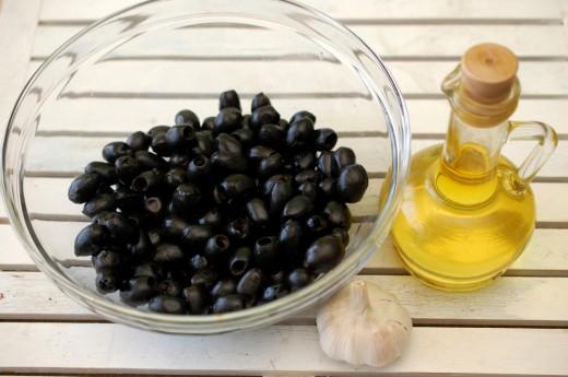 pasta de masline negre