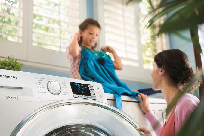 Mașină de spălat Samsung Eco Bubble