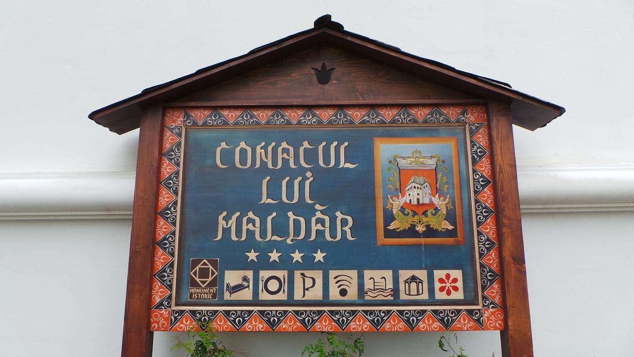 Conacul lui Maldar