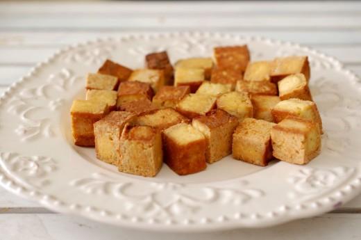 Preparare tofu