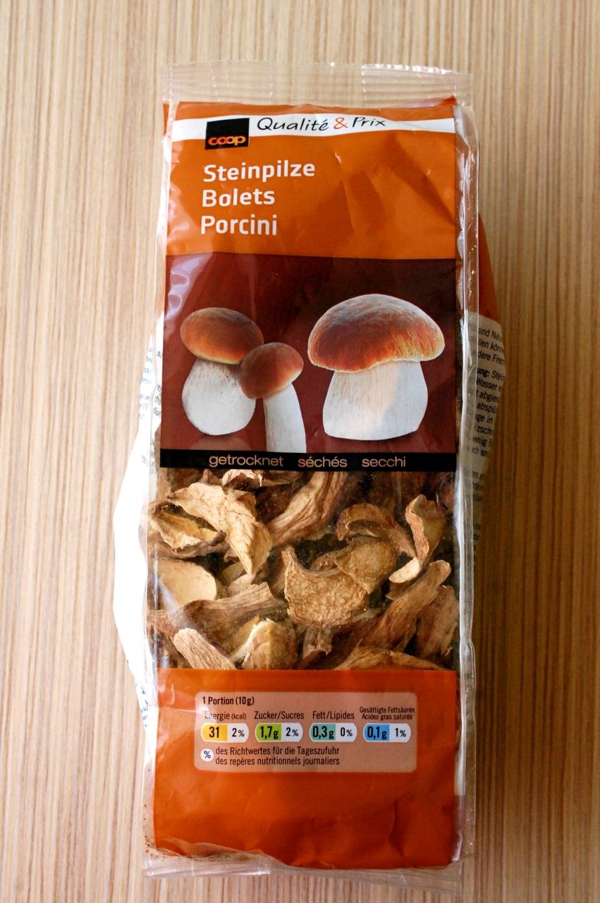 Ciuperci bio Porcini 25g