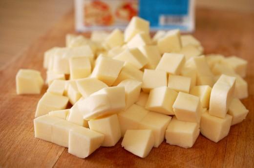 Pregatire mozzarella