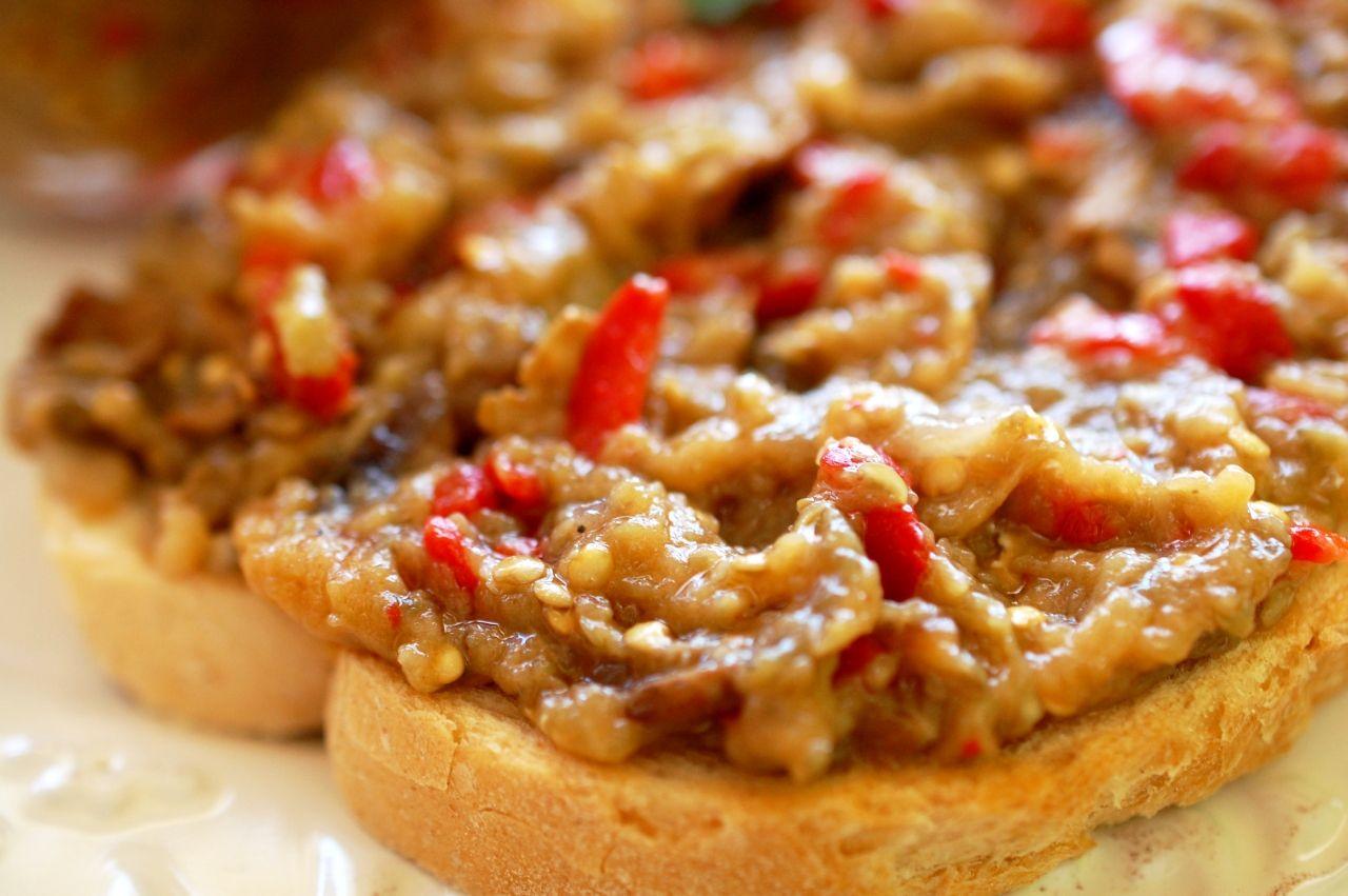 Vinete umplute cu ciuperci, reteta de post - Retete Culinare cu Gina Bradea