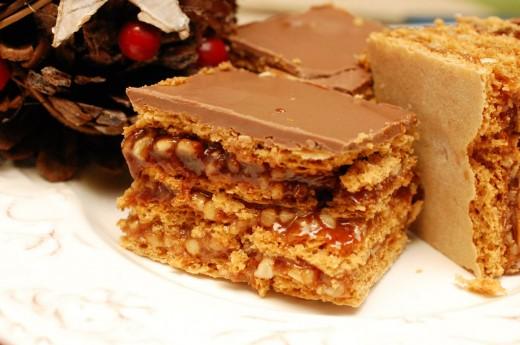 idei deserturi prajituri si biscuiti pentru masa de craciun si revelion