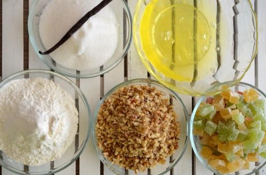 Ingrediente Prajitura Nuga