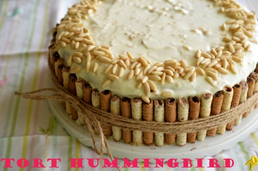Tort Hummingbird