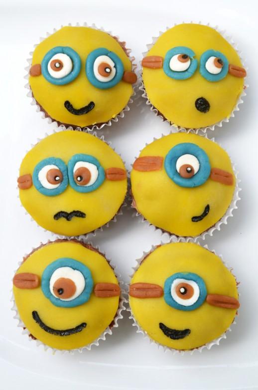 muffin cu minioni