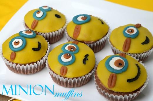 muffins cu minioni