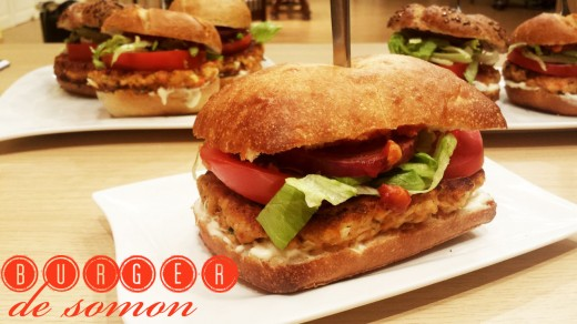 burger de somon