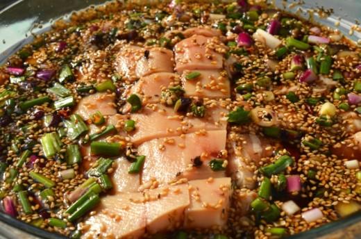 piept-de-porc-marinat