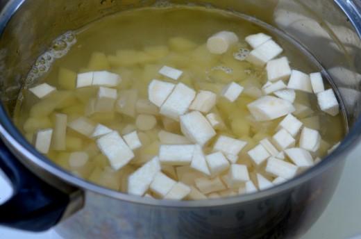piure de pastarnac