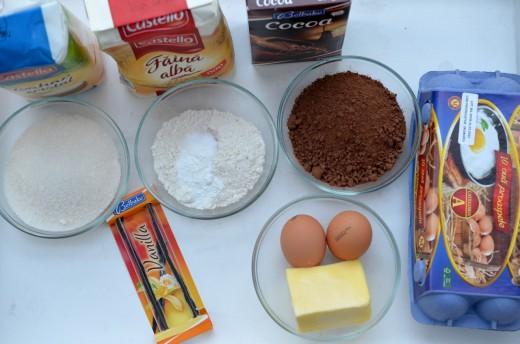 tort cu 3 tipuri de mousse
