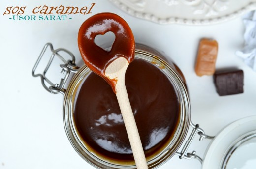 sos caramel facut in casa