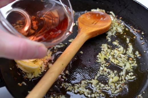 timbale de pastrav cu spanac