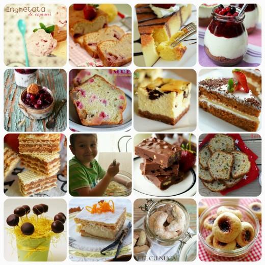 deserturi pentru copii