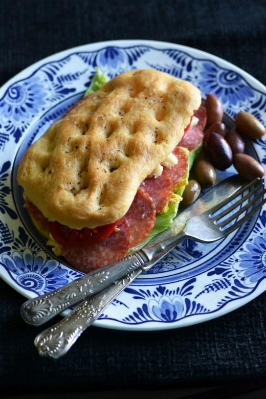sandwich battle