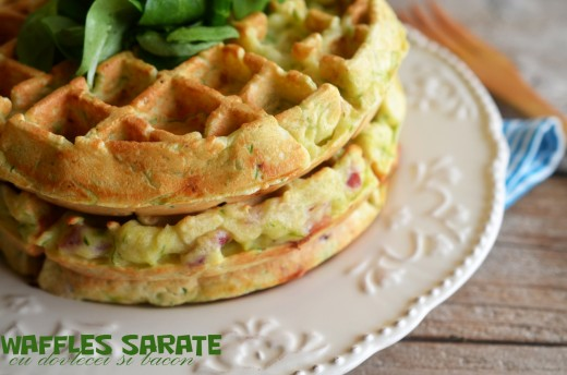 waffles sarate