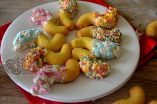 bussolai biscuiti venetieni