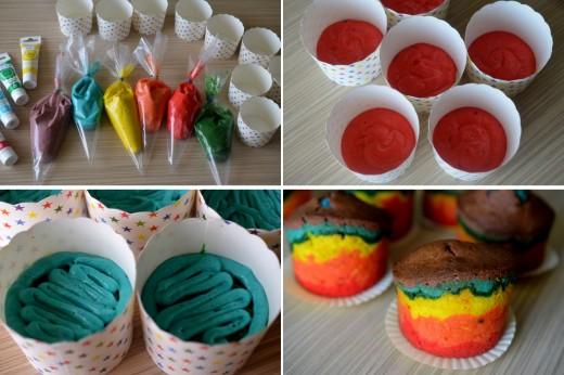 cupcakes curcubeu