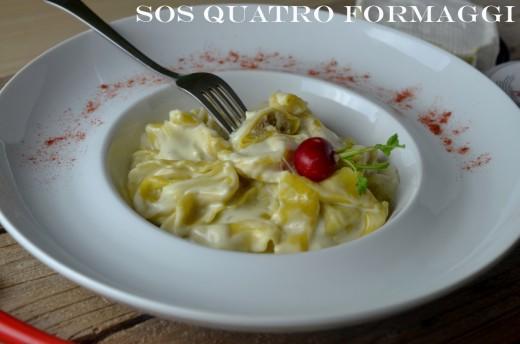 SOS QUATRO FORMAGGI