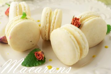 reteta macarons frantuzesti