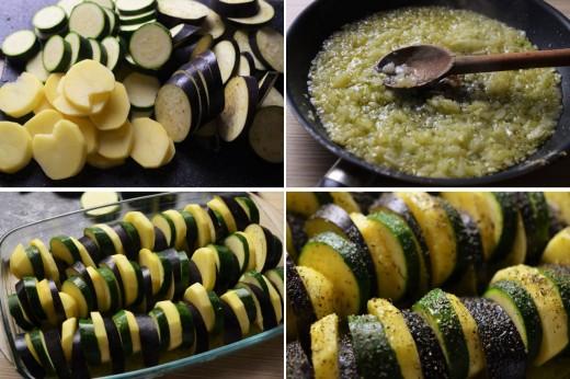 caserola de legume