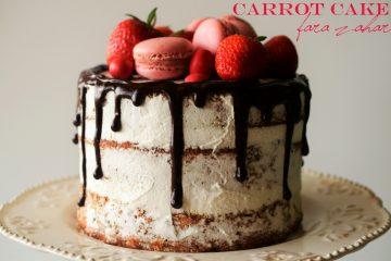 carrot cake fara zahar