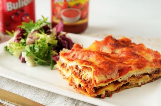 lasagna rapida