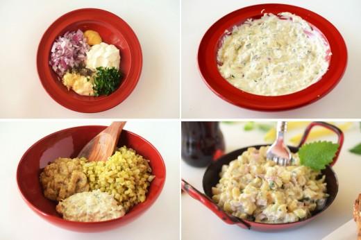 salata de pastai cu vinete