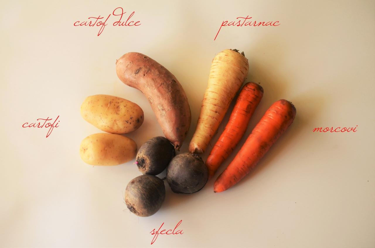 chipsuri coapte din legume