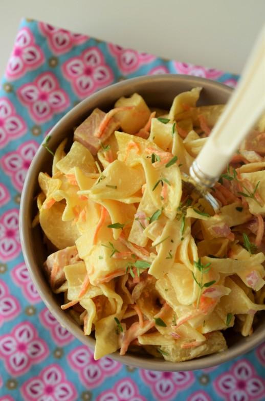 salata rece de paste
