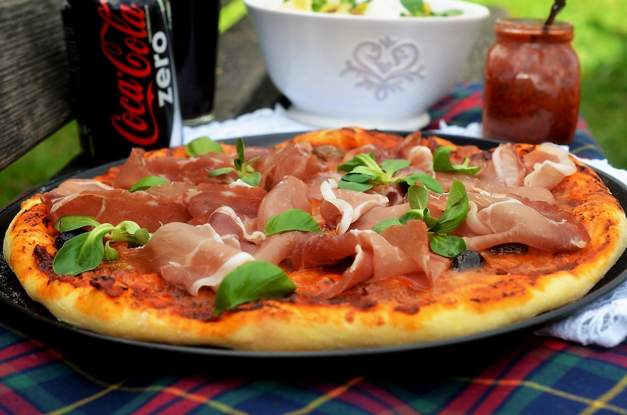 aluat de pizza