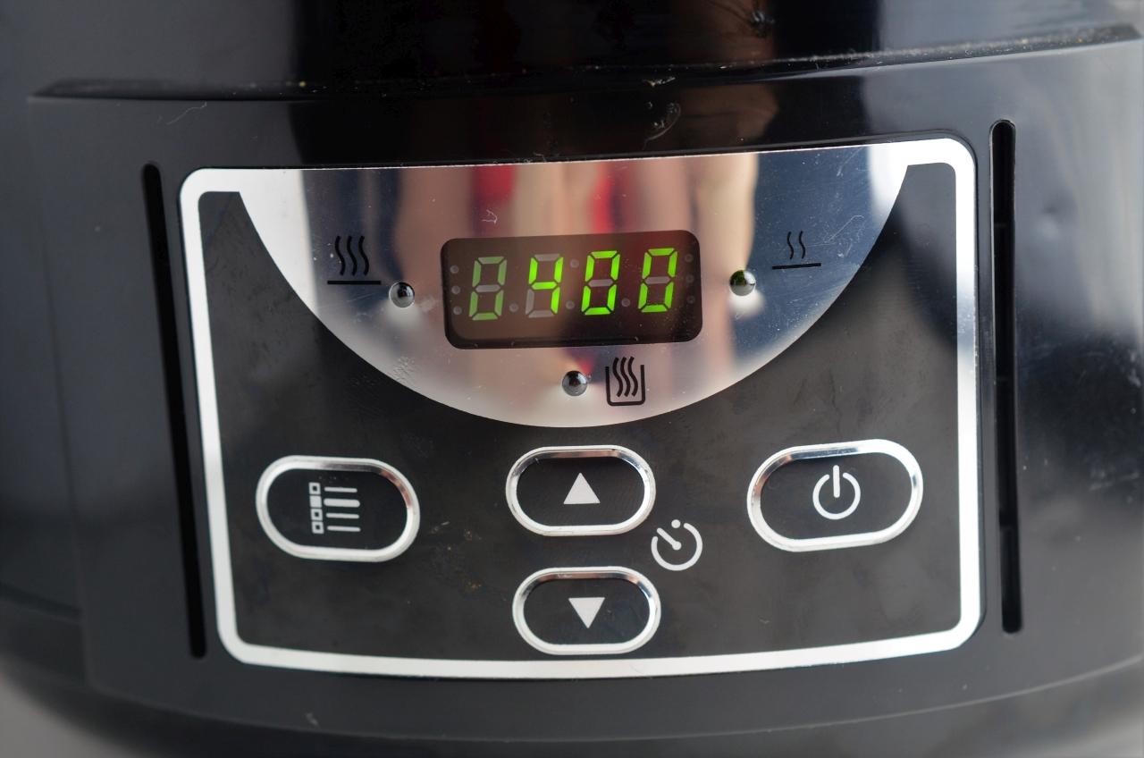 pui intreg la slow cooker