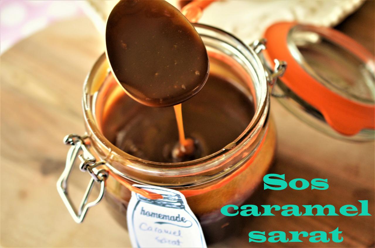 sos caramel sarat